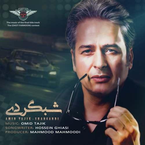 دانلود آهنگ شبگردی از امیر تاجیک