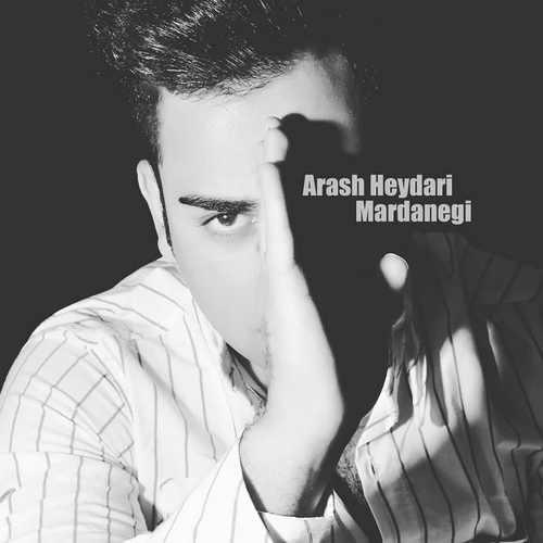 دانلود آهنگ مردانگی از آرش حیدری