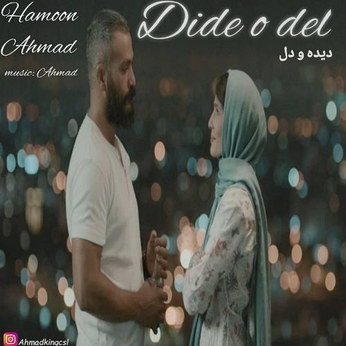 دانلود آهنگ دیده و دل از احمد هامون